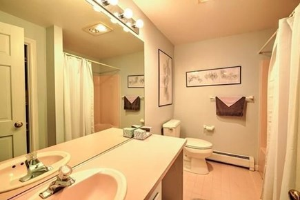 Barnstable, Centerville Cape Cod vacation rental - Bathroom downstairs - full bath with shower