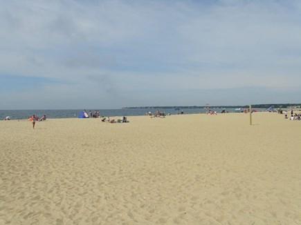 Barnstable, Centerville Cape Cod vacation rental - Craigville Beach 2.5 mis away. Assn beach just a stroll away.