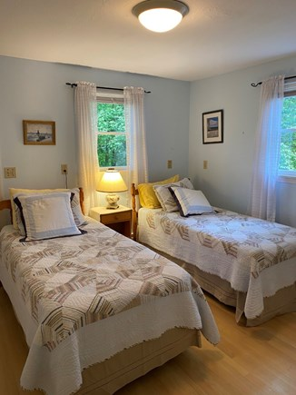 Barnstable, Centerville Cape Cod vacation rental - Twin Bedroom - 2 twin beds with lots of closet space