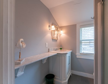Wareham MA vacation rental - 2nd Floor Bath with shower.