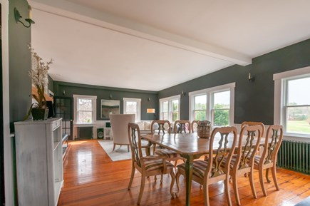 Wareham MA vacation rental - Dining table.