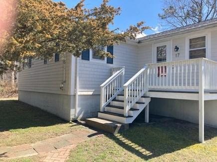 Dennis Cape Cod vacation rental - Front porch