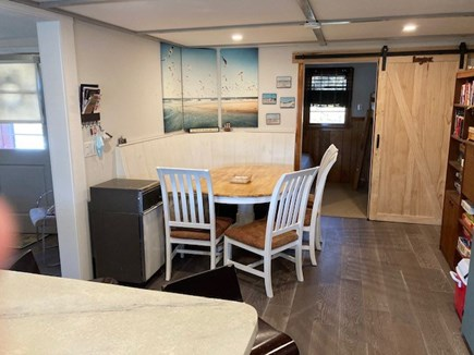 Dennis Cape Cod vacation rental - Large kitchen dining table