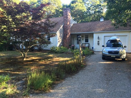 Dennis Cape Cod vacation rental - Front view