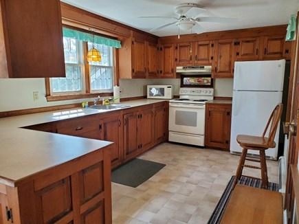 Dennis Cape Cod vacation rental - Large kitchen