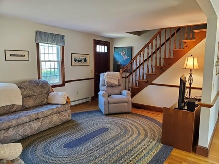 Dennis Cape Cod vacation rental - Living room with flat screen TV