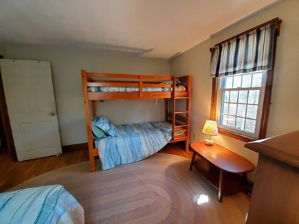 Dennis Cape Cod vacation rental - Bedroom 2 bunk beds