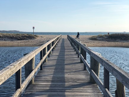 West Yarmouth Cape Cod vacation rental - Take a 1/2 mile stroll to beautiful Lewis Bay