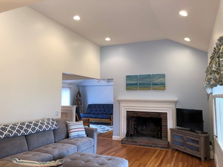 West Yarmouth Cape Cod vacation rental - Curl up on the couch to stream your favorite viewing service