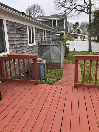 West Yarmouth Cape Cod vacation rental - Enjoy a shower outdoors after a day at the beach