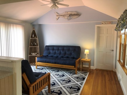 West Yarmouth Cape Cod vacation rental - Sliding doors will bring you to the deck
