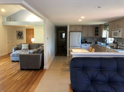 West Yarmouth Cape Cod vacation rental - Spacious first floor layout