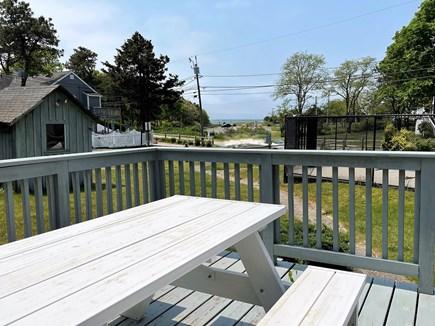 Barnstable Cape Cod vacation rental - Peeking ocean views