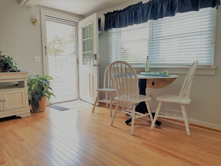 Barnstable Cape Cod vacation rental - Dining