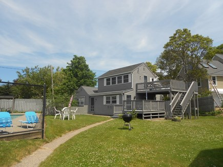 Barnstable Cape Cod vacation rental - Property grounds