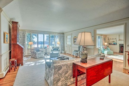 Orleans Cape Cod vacation rental - Sitting room, great for hummingbird viewing