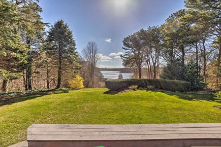 Orleans Cape Cod vacation rental - View of beautiful Pleasant Bay from the Deck