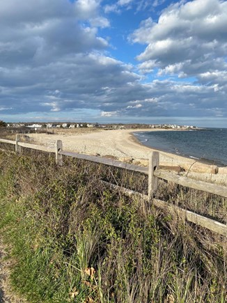 Falmouth Cape Cod vacation rental - Private association beach - wide and deep