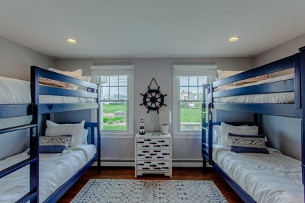 Falmouth Cape Cod vacation rental - Bunk bedroom