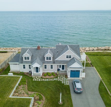 Falmouth Cape Cod vacation rental - Aerial
