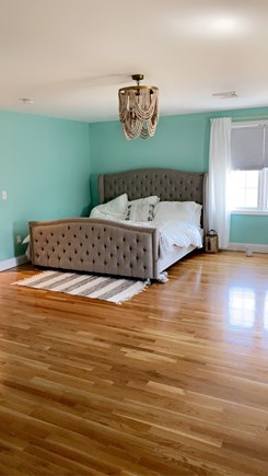 Dennis, Swan River Cape Cod vacation rental - Master suite with king bed