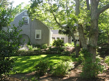Wellfleet Cape Cod vacation rental - View from the street