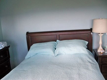 Plymouth MA vacation rental - Queen Bedroom with ocean views