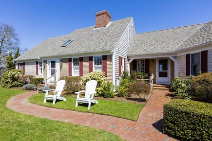 Orleans Cape Cod vacation rental - Front of the House