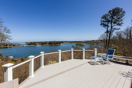 Orleans Cape Cod vacation rental - Lower Patio