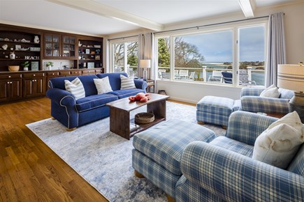 Orleans Cape Cod vacation rental - Main Level Living Room