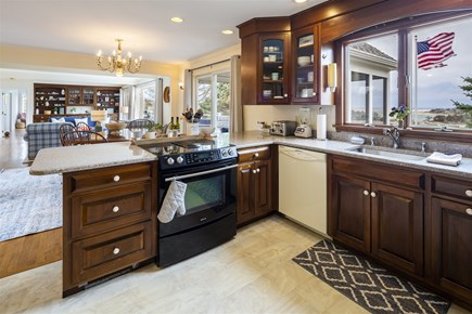 Orleans Cape Cod vacation rental - Dining Area and Kitchen