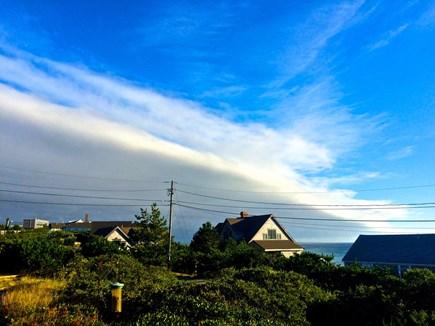 North Truro Cape Cod vacation rental - Water views