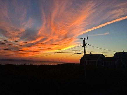 North Truro Cape Cod vacation rental - Amazing skies