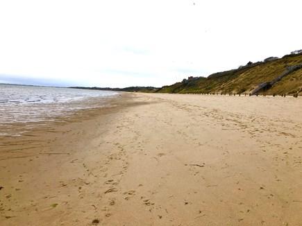 North Truro Cape Cod vacation rental - Endless beach