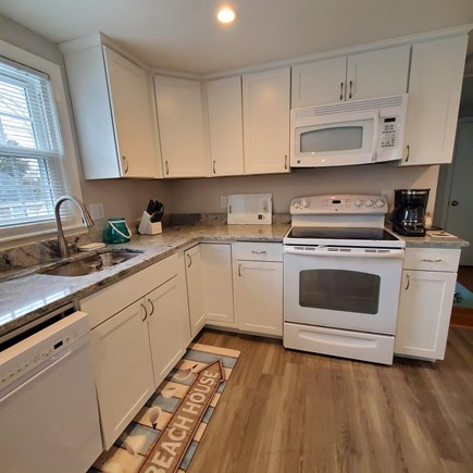 Dennis Cape Cod vacation rental - New kitchen with dishwasher