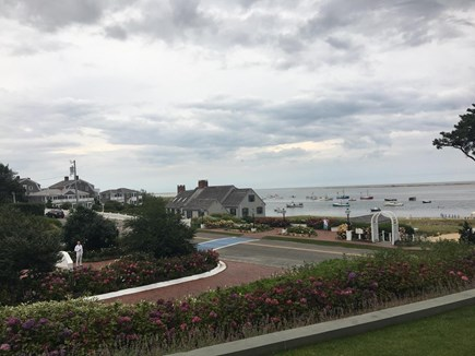 Chatham Cape Cod vacation rental - A view of Chatham Harbor from one of the prime spots in Chatham