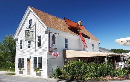 Wellfleet, The Bradford Cape Cod vacation rental - Mac's shack is just a stone's throw away (literally)