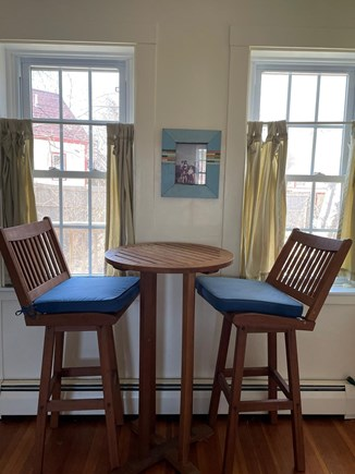 Wellfleet, The Bradford Cape Cod vacation rental - Enjoy and relax with a beverage