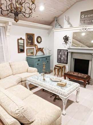 Yarmouth Port Cape Cod vacation rental - Bonus room with vaulted ceiling is the perfect gathering place