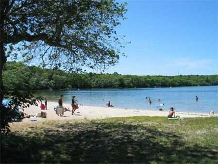 Yarmouth Port Cape Cod vacation rental - Enjoy a swim in nearby Dennis Pond