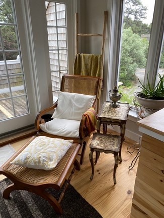 Eastham Cape Cod vacation rental - Reading nook second floor