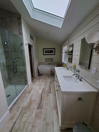 Eastham Cape Cod vacation rental - Master bath second floor