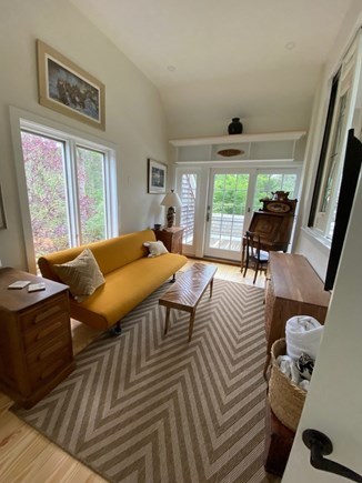 Eastham Cape Cod vacation rental - Den that also serves as a third bedroom with convertible double