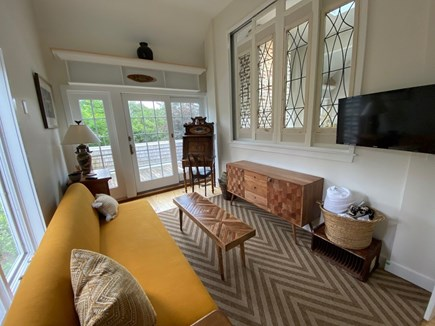 Eastham Cape Cod vacation rental - Another view of the den