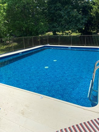 Orleans Cape Cod vacation rental - The beautiful blue water of your own pool