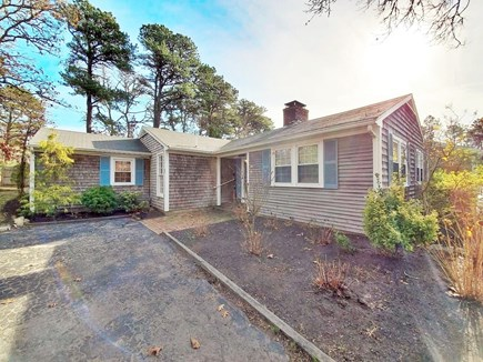Orleans Cape Cod vacation rental - Entry to the gem with parking in front