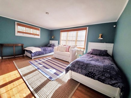 Orleans Cape Cod vacation rental - Sunny Twin, trundles, and sofa bed