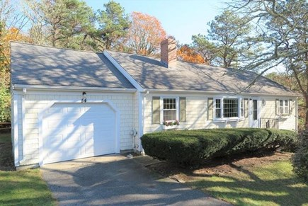 East Dennis Cape Cod vacation rental - Front of the house located in a quiet family-friend neighborhood