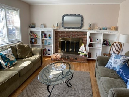 East Dennis Cape Cod vacation rental - Formal living room