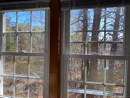 East Dennis Cape Cod vacation rental - Bedroom #4 - sleeps 2 with pond views